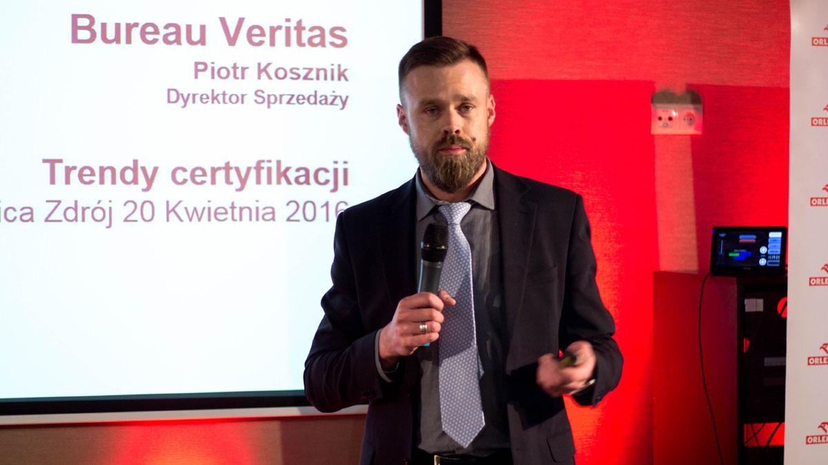 Relacja z ix spotkania bran y paliwowej polski rynek for Bureau veritas polska